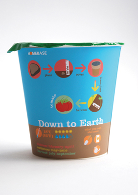 Down to Earth - tomato pot_TH